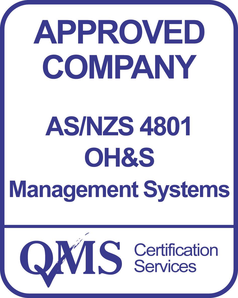 AES accreditation AS/NZS 4801:2001
