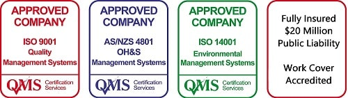 Fully insured AES asbestos licences